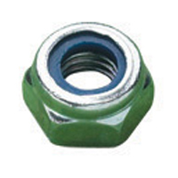 UNC Din 985 Nylon Lock Nuts